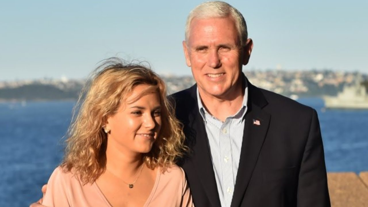 The Pence Daughters And Their Transformations Are Turning Heads Youtube