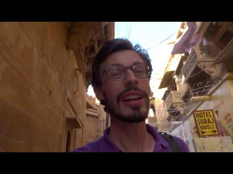 Travel video #13 - India, from the Great Thar of Jaisalmeer to the pink city of Jaipur