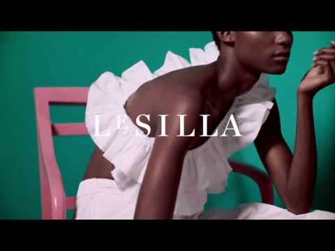 Le Silla Official Spring Summer Campaign 2017