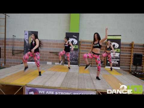 DESPACITO REMIX   ZUMBA FITNESS®   DANCE MOB (Watch on Computer)