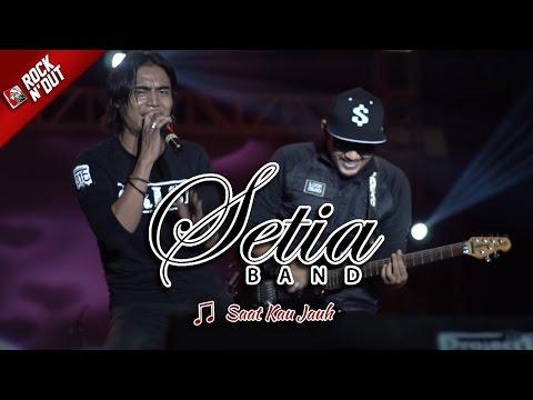 SAAT KAU JAUH | SETIA BAND - Asyik Nih Joget Charly dan Pepeng [Live Konser di Bulukumba]