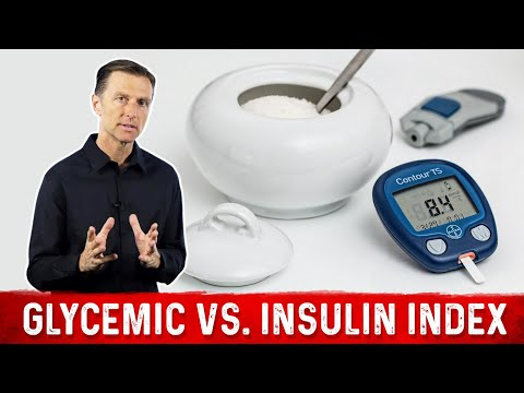 Glycemic Index Versus the Insulin Index: VERY INTERESTING!