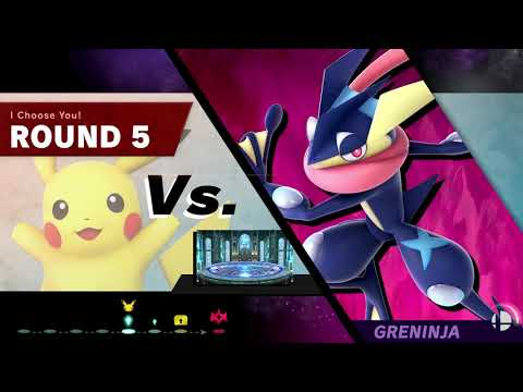 Pikachu In Classic Mode! (Super Smash Brothers Ultimate!)