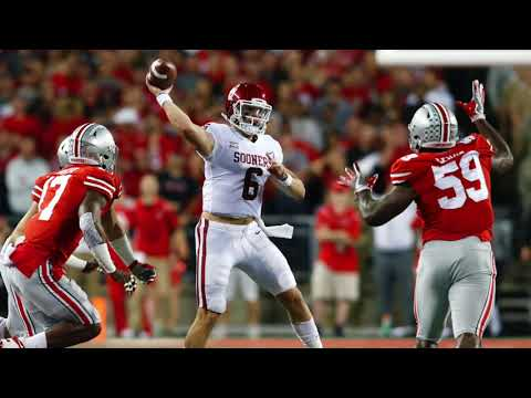 Will Tate Martell one day do what Baker Mayfield did to Ohio State?