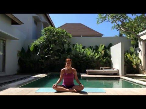 FREE 60 Minute Intermediate Hip Opening Vinyasa Flow with Hana Lukac
