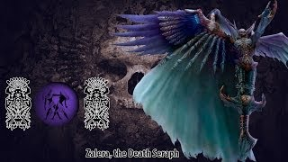 YGOPro: Esper - Zalera, the Death Seraph (Custom Divine Card from Final Fantasy XII)