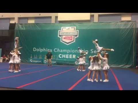 WKD Cheer Competition
