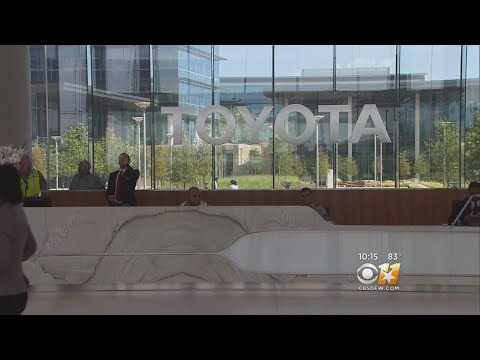 Toyota Celebrates Grand Opening Of Plano Headquarters