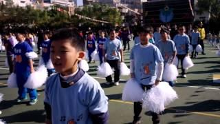 校慶自由發揮ABC舞蹈演出