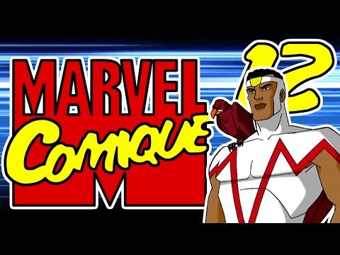 Marvel Comique #12 - Le Faucon n'est pas niais
