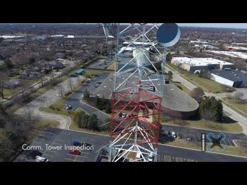 Communication Tower Inspection