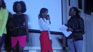 Miss Rwanda Malaysia 2013