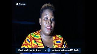 CATHERINE KUSASIRA-Top Reasons why I support  President Museveni  - MC IBRAH INTERVIEW