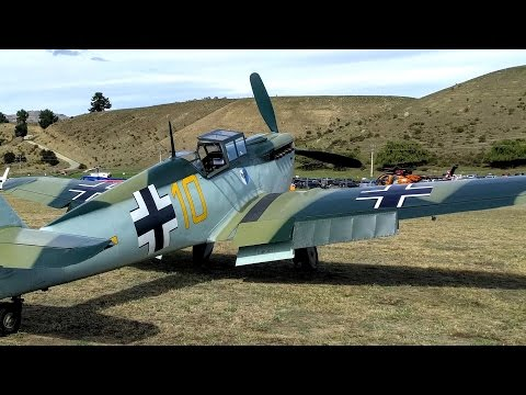 Warbirds Over Wanaka 2016