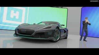 Forza Horizon 4 - 2019 Rimac C_Two Astmoor Heritage Circuit Monthly Rivals Gameplay [4K]