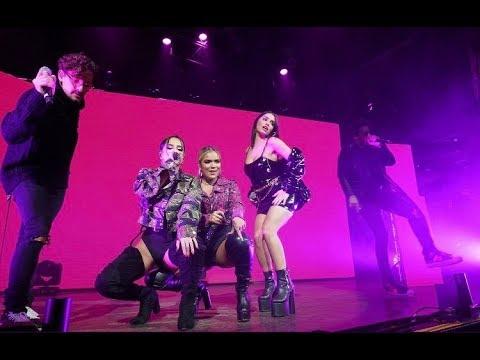 Mi Mala Remix En Las Vegas (Karol G, Becky G, Lali, Mau & Ricky)