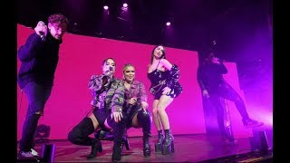 Mi Mala  En Las Vegas Karol G, Becky G, Lali, Mau & Ricky