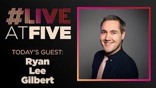 Broadway.com #LiveatFive with Broadway.com National Editor Ryan Lee Gilbert