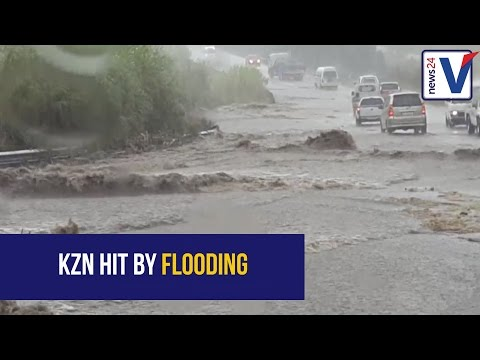 KZN hit by flooding