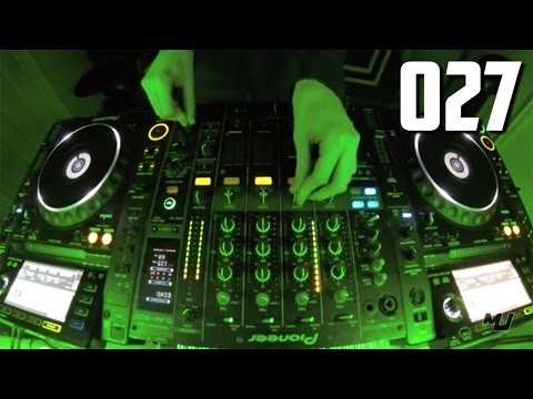 #027 Tech house Mix December 9th 2014