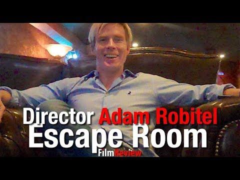 Escape Room Director Adam Robitel Makes A Surprising Confession