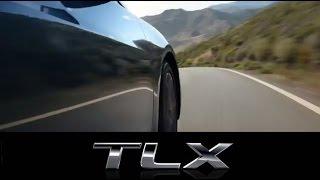 Acura TLX тест драйв от ТопЖыр