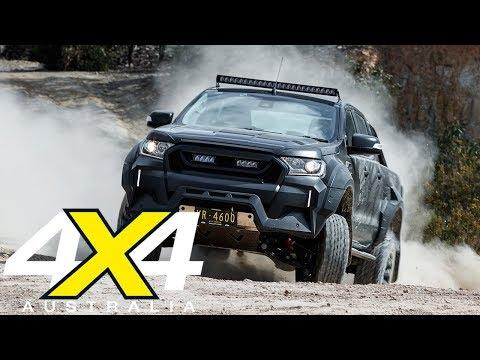 VR46 Ford Ranger driven | 4X4 Australia