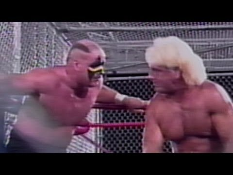 The Road Warriors, Nikita Koloff, Dusty Rhodes & Paul