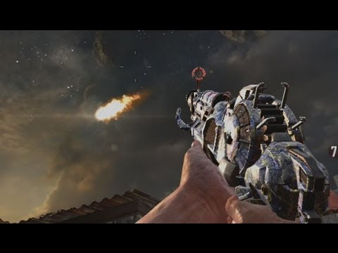 Black Ops 2 Zombies: RAY GUN MARK II Pack-A-Punched (Upgraded) - PORTER'S MARK II RAY GUN