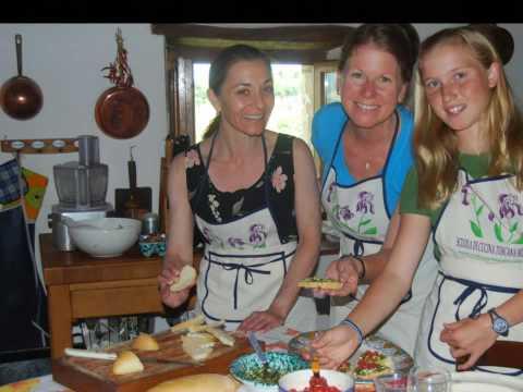 Italian Cooking Class in Tuscany