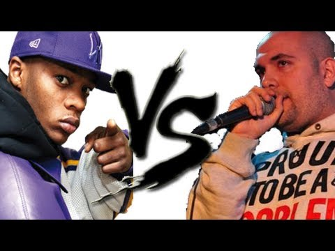 Rosenberg argues with Papoose about Pap's Kendrick Diss