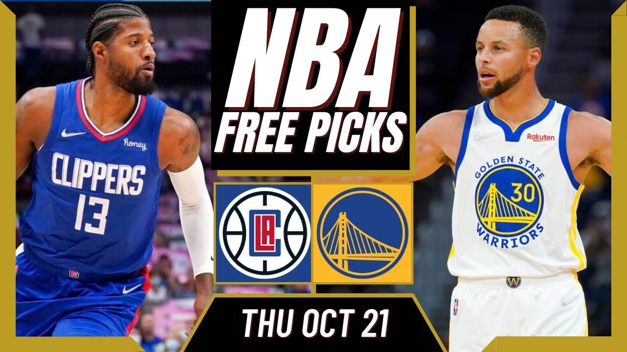 Warriors vs. Clippers odds, line, spread: 2021 NBA picks, Oct. 21 ...