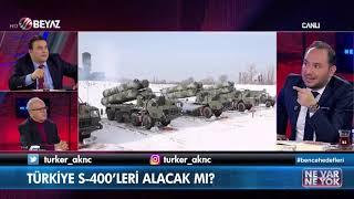 Türkiye S 400'leri alacak mı ?