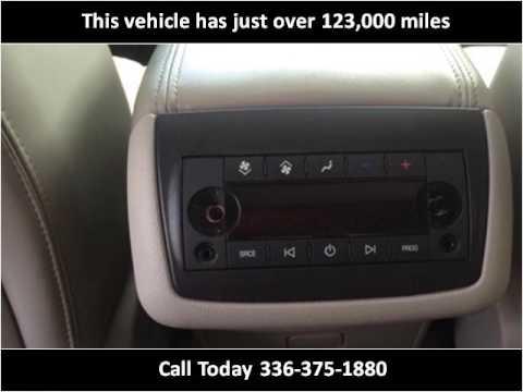 2008 GMC Acadia Used Cars Greensboro NC