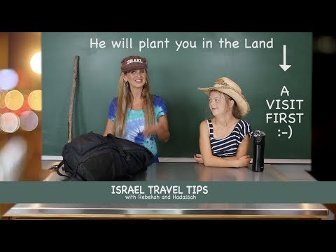 """Israel Travel Tips: """"Where is the Bathroom?"""", Buy from Local Artists and the Negev Camel Ranch"""