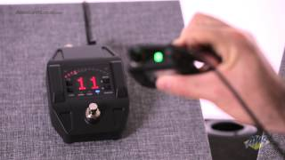 Shure GLX-D16 Digital Pedal Style Guitar Wireless System - Shure GLXD16
