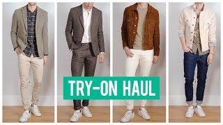 Mango Man Try-On Haul Spring 2019 | Men's Fashion | One Dapper Street