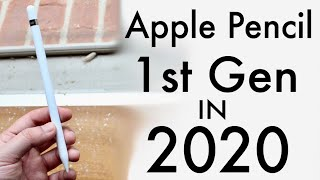 Apple Pencil 1 In 2020! (Still Worth It?) (Review)