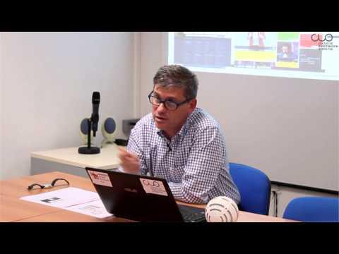 """II Ciclo Webinars - """"La UX y los doctores en una consultora TI"""" por Víctor M. Octavio"""