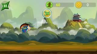 Ninja Hattori game