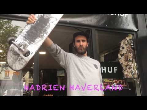 Hadrien Haverland : Welcome to the family