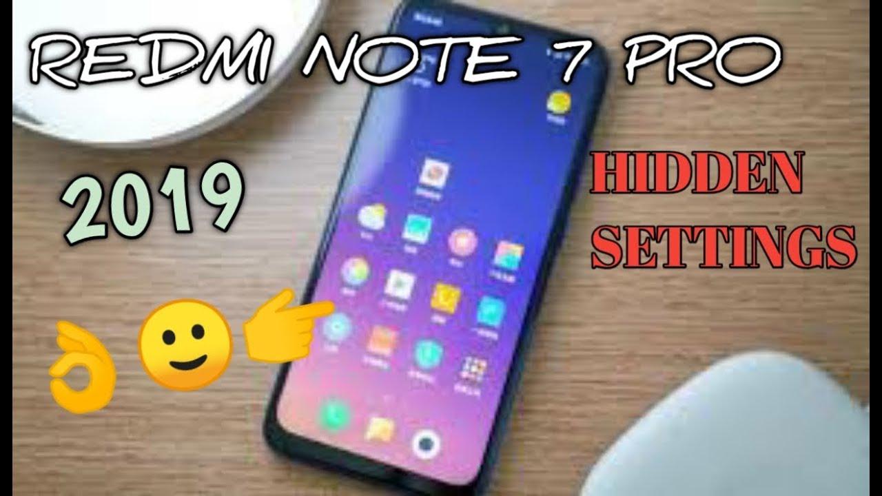 Redmi note7 pro hidden settings 2020 in telugu// redmi latest mobiles tricks //telugu