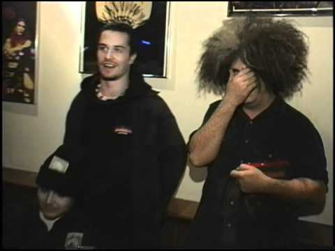 Fantômas full band interview 12.18.1999 (St. Louis - Mississippi Nights)