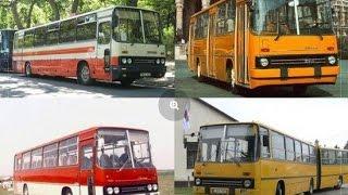 Икарус. История создания легендарного автобуса
