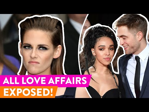 The Twilight Saga: The Real-Life Partners Revealed | ⭐OSSA