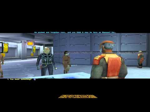 Lets Play - Knights of the Old Republic - Part 57 - Prisoner Interrogation |
