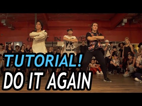 DO IT AGAIN - Pia Mia ft Chris Brown Dance TUTORIAL | @MattSteffanina Choreography (Adv Hip Hop)