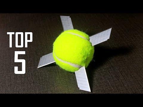 Top 5 Best Life Hacks for Tennis Ball - Tennis Ball Life Hacks