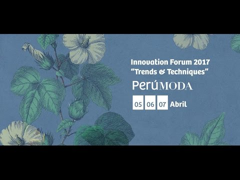 "Día 3 - Innovation Forum ""Trends and Techniques 2017 – Supply and Demand (Mañana)"
