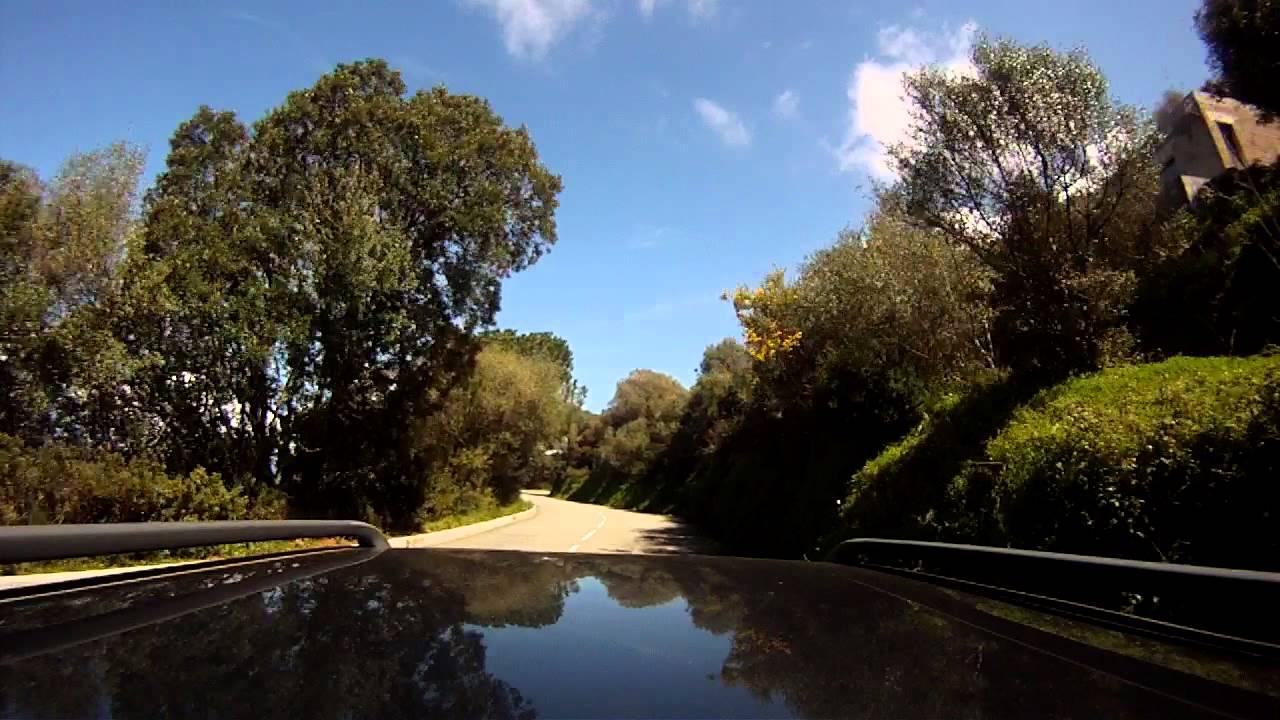 Corsica By Car Campomoro Campomoro Belvedere Youtube